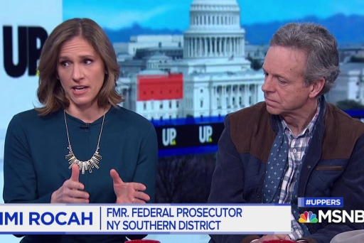 Rocah on Cohen: Trump is trying to tamper with the witness here