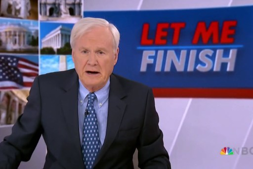 Matthews: Trump will blink first in this staring contest with Pelosi
