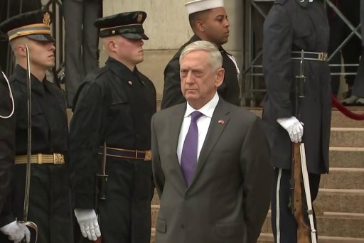 Trump claims he fired Mattis even though he resigned in protest
