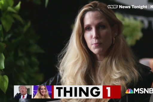 President Trump and Ann Coulter's cozy relationship sours