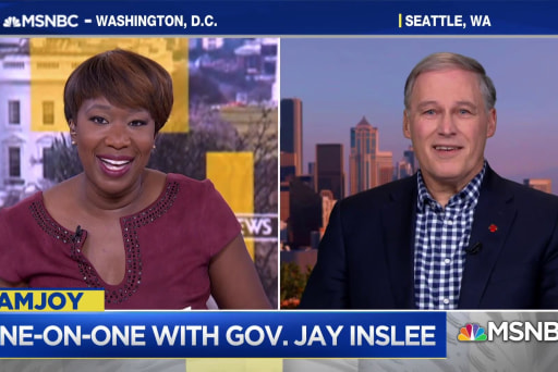 Could climate change separate Gov. Jay Inslee from pack of Democratic presidential candidates?