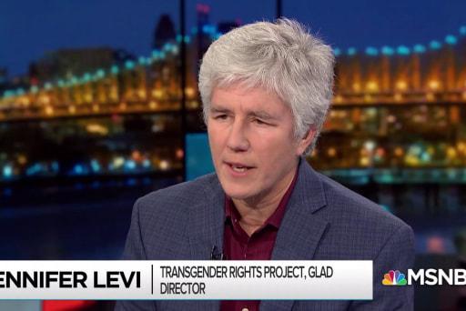 Transgender advocates optimistic in fighting Trump's military ban
