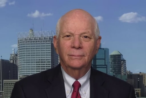 Sen. Cardin: Hard to negotiate with someone who's taken you hostage