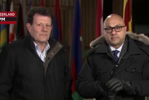 Ali Velshi in Davos: Shining a spotlight on global inequality