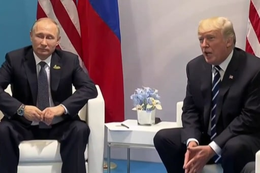 What does the president's relationship with Putin mean for the U.S.?