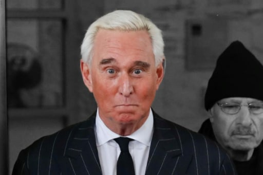 Feds: We have Roger Stone's communications with Wikileaks and Guccifer 2.0