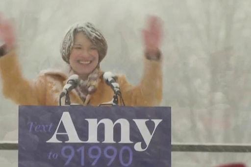 Watch full speech: Sen. Amy Klobuchar announces her 2020 presidential bid in Minneapolis