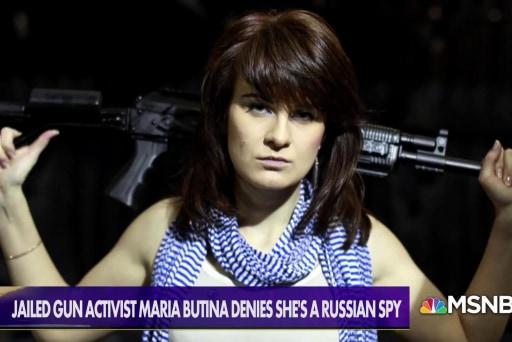 Diary Entries Describe Maria Butina's Time in US