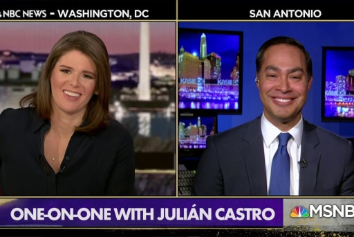 Julian Castro: ICE is not working