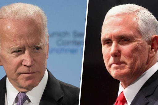 For Biden and Pence, wildly differing receptions from international allies in Munich