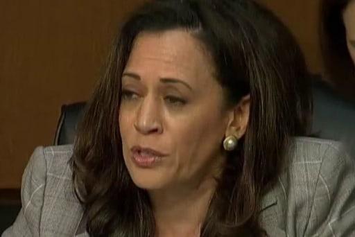 Sen. Harris faces false 'shopping' backlash from right-wing press