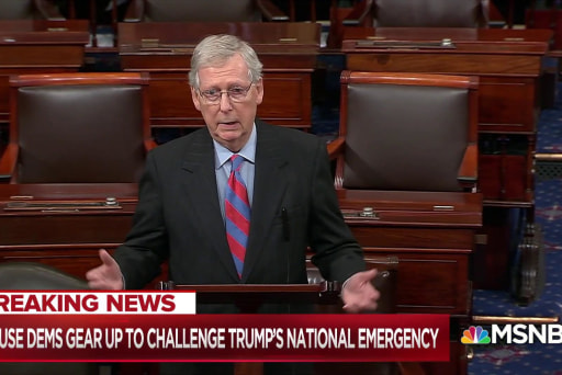 Emergency declaration could backfire, force Republican opposition
