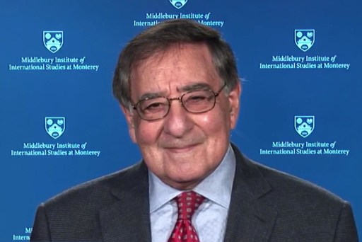 Leon Panetta: President Trump 'prepared to establish a whole new arms race with the Russians'