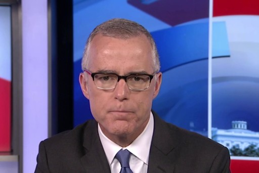 McCabe: Clear indication of Trump's intent and desire to make this investigation stop and go away