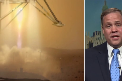 NASA Administrator on climate change, humans on Mars, and aliens