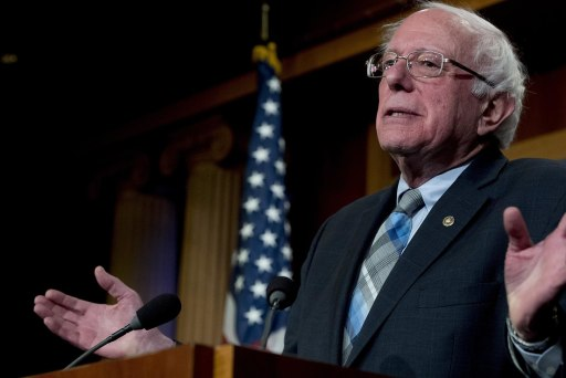 Bernie Sanders raises $6 million in first 24 hours of campaign