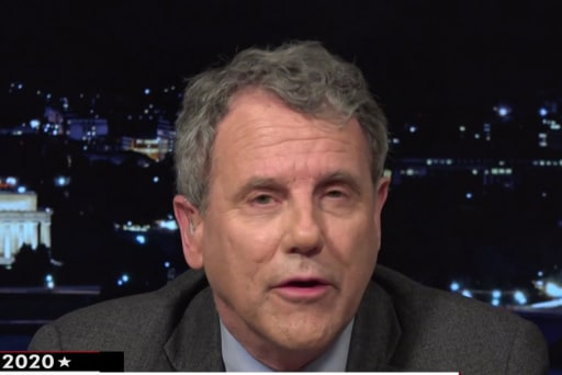 Sherrod Brown: 'We've got to talk to workers'