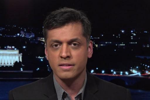 """Wajahat Ali: """"Donald Trump is a racist"""""""