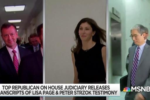GOP's transcript release gambit backfires upon actual reading