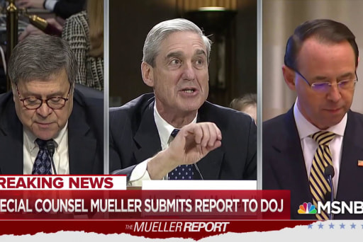 Nation on edge for next steps as Mueller probe runs its course