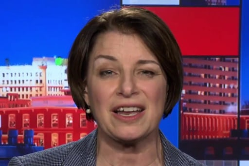 Klobuchar: 'Time for a full disclosure' of Mueller report