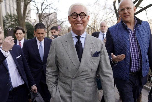 Roger Stone trial set for November 5