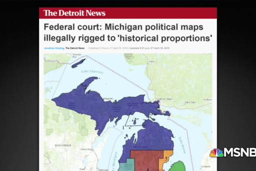 The fight against partisan gerrymandering