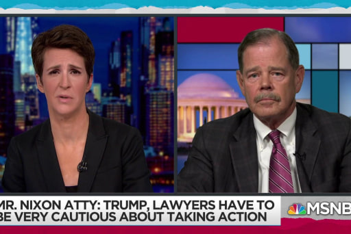 Fmr. Nixon Attorney: Trump's criticism of Don McGahn 'risky'