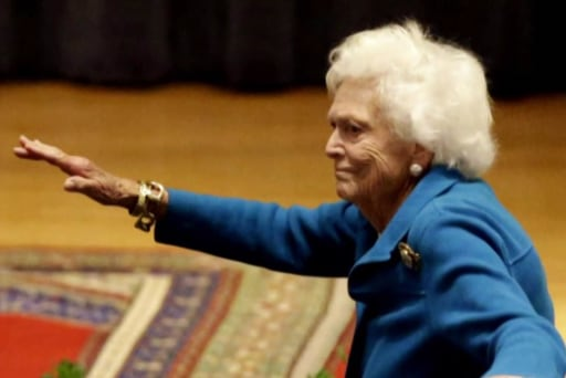 'The Matriarch' reflects on the life of Barbara Bush