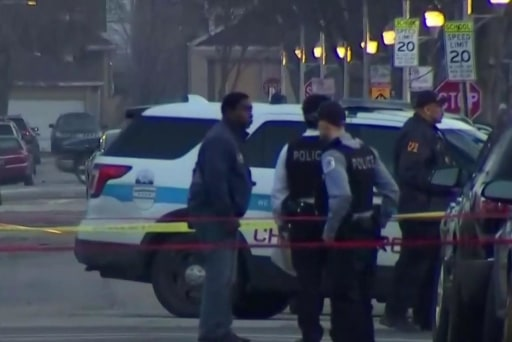 Two dozen people shot in 24 hours in Chicago