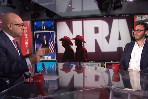 Report: What's behind the NRA's serious financial trouble