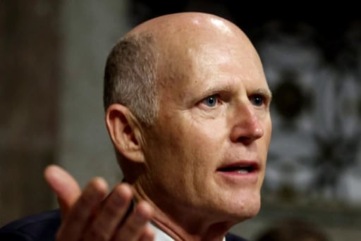 Should Senator Rick Scott lead GOP healthcare push?