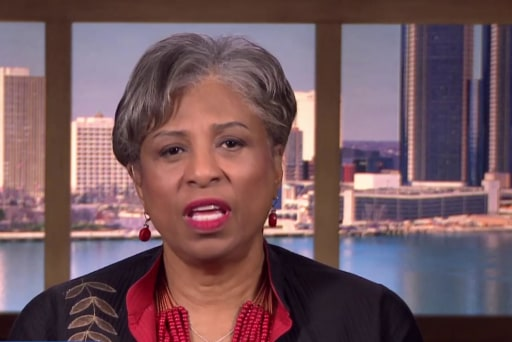 Rep. Brenda Lawrence: I'd like to see Trump pass his proposed civics test before it's implemented