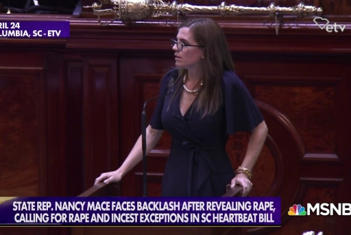 SC lawmaker to colleagues: 'I'm beginning to think some of you think all women who are raped, lie about being raped'