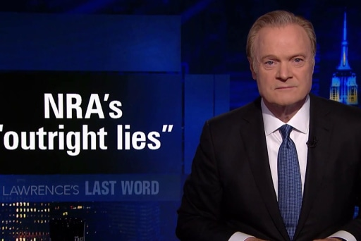 Lawrence's Last Word: the NRA is finally attacking the right enemy