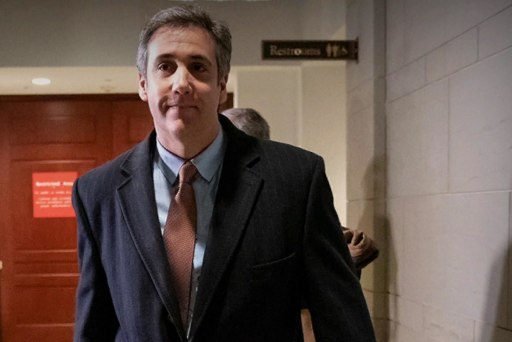 Cohen transcript puts spotlight on Trump Tower Moscow deception