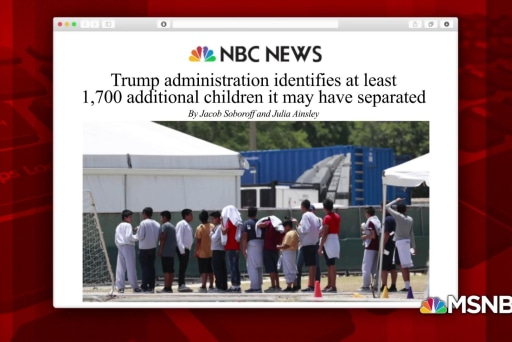 Over 1,000 more kids may have been separated at border