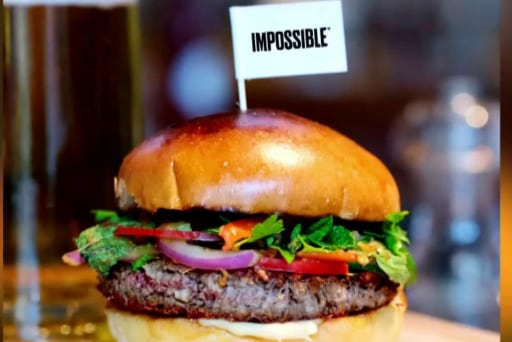 Impossible Foods CEO on climate change and the food industry