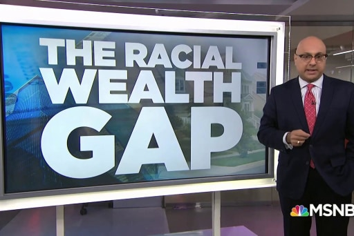 Why the racial wealth gap still exists