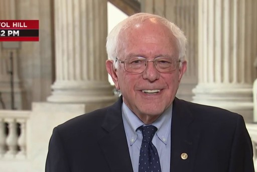 Sen. Sanders on new proposal to tax Wall Street transactions