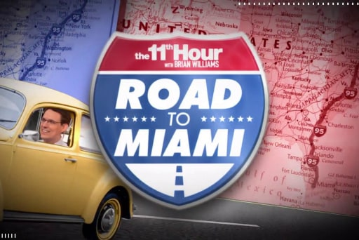 Road to Miami: Steve Kornacki on what you need to know about Georgia before 2020