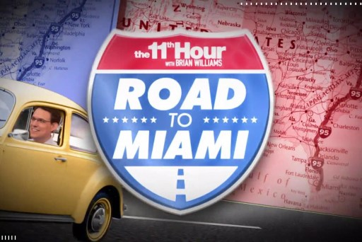 Road to Miami: Steve Kornacki on what you need to know about Virginia before 2020