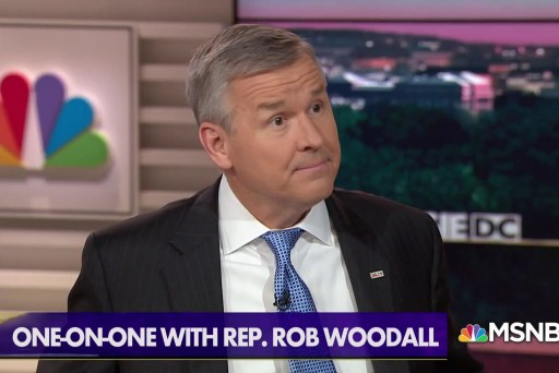 Rep. Rob Woodall says he didn't bother to read the Mueller report