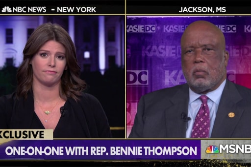 Rep. Bennie Thompson: Impeachment 'absolutely' inevitable