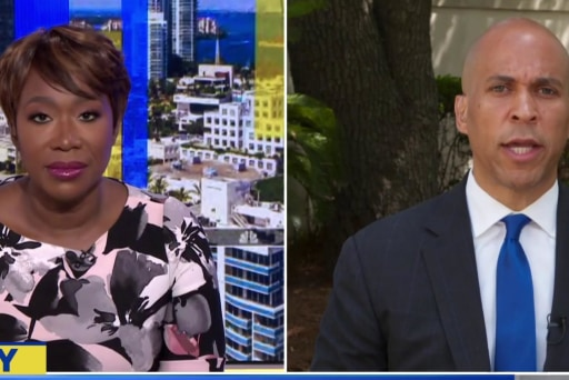 2020 candidate Booker: 'I've changed my opinion' on impeachment