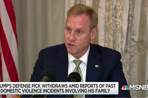 Another Trump W.H. vetting failure ends in scandal, resignation