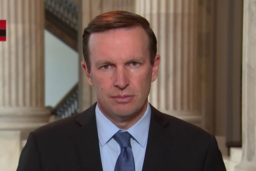 Sen. Chris Murphy reacts to Trump's latest threat towards Iran