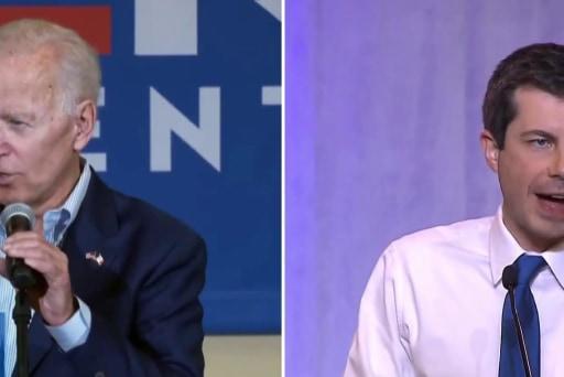 Buttigieg, Biden confront race issues days ahead of first debate