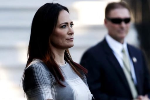 Stephanie Grisham will be the next White House Press Secretary