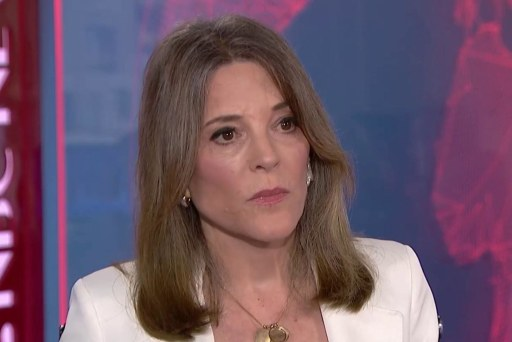 Marianne Williamson: Migrant mass arrests are like Nazi Germany